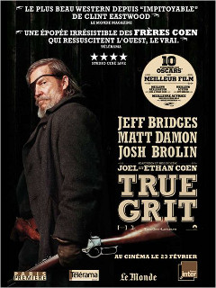Affiche True Grit True Grit